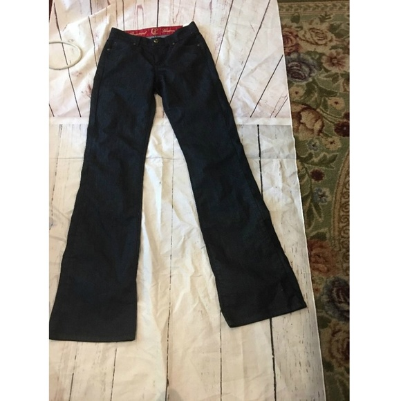 833127d3ee2 Cookie Johnson Grace Bootcut Jeans Size 24